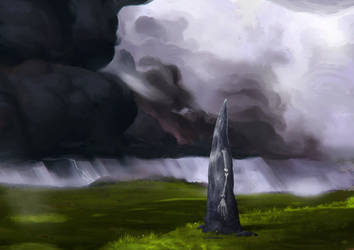 Stone of Storms by Dumaker