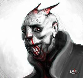 Insidious Demon by Dumaker