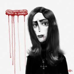 La Vampira de Pedralbes