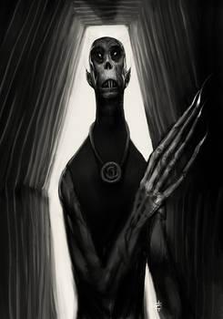 Sad Nosferatu