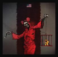 Podredumbre Guantanamo NO by Dumaker