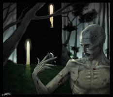 Frankenstein Cover by Dumaker