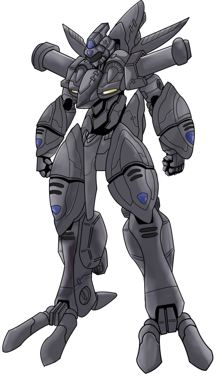 Tyruss Prototype-colored by rithgroove