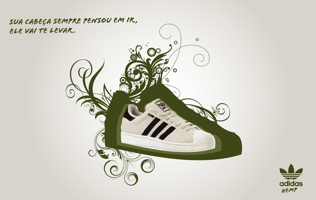 Adidas Hemp by patrickleite