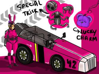 Radical Racer - Miranda (Mimi)