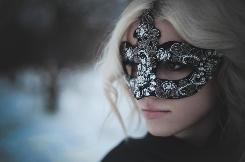 Mask~ by GabrielKato