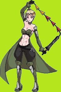 NyoTALE - Monika by BattleStorm