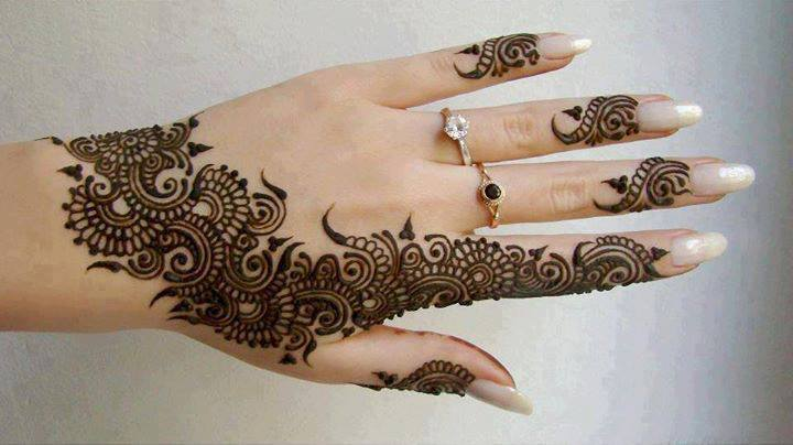 Mehndi Designs Hands Photo Gallery : Stunning mehndi designs gallery for lovers by sheparadise