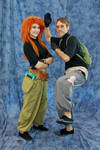 Kim Possible and Ron Stoppable 2
