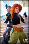 Kim Possible and Ron Stoppable 3