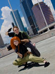 Kim Possible and Ron Stoppable 5