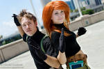 Kim Possible and Ron Stoppable 6