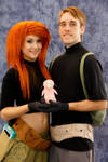 Kim Possible and Ron Stoppable 1