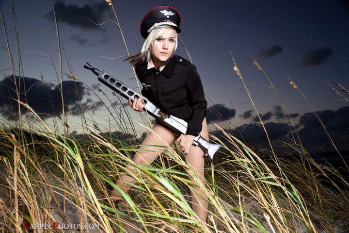 Erica Hartmann 3 by PumkinSpice on DeviantArt