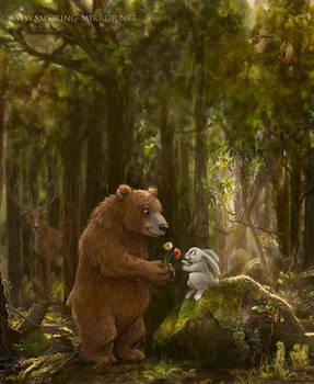 Bear and Rabbit