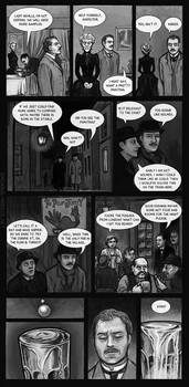 The Silent Girl page 1
