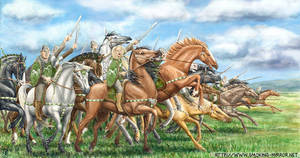 Rohan riders (Lord of the Rings)