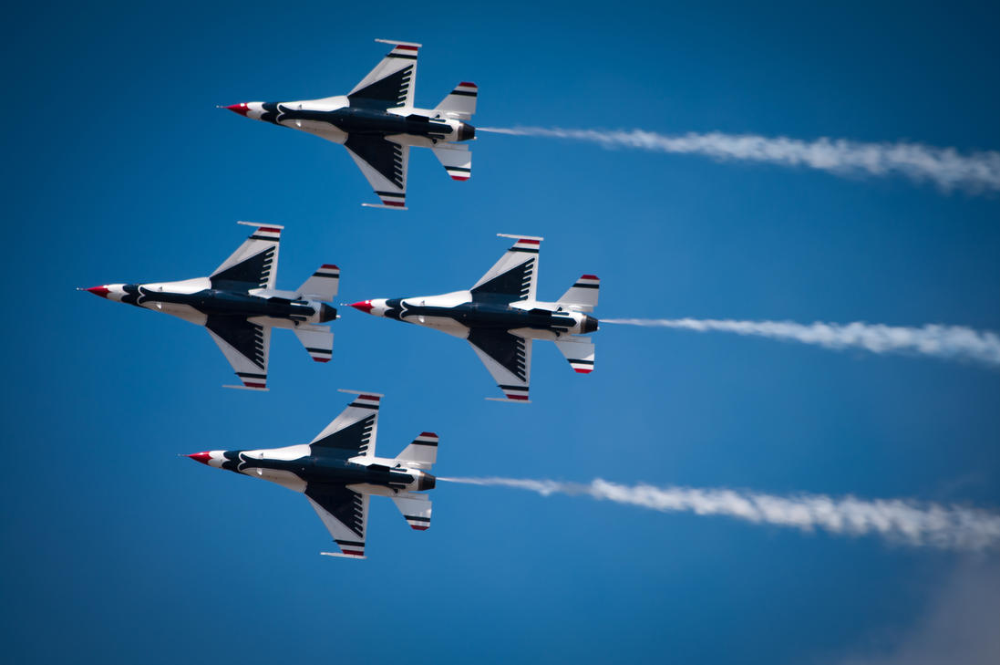 Thunderbirds by 05Rex