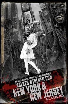 Walker Stalker Con 2015 NY/NJ-Limited Version