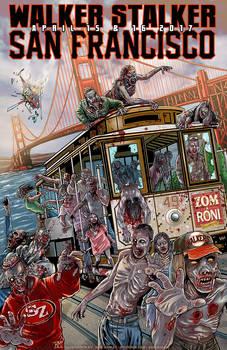 WSC San Francisco 2017 Show Poster