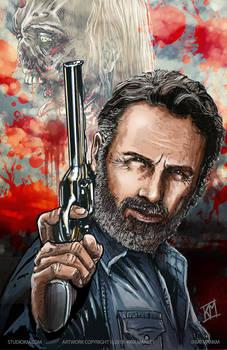 Rick Portrait #1
