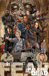 Fear The Walking Dead Tribute by batmankm