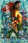 Aquaman by batmankm