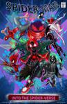 Spiderverse by batmankm