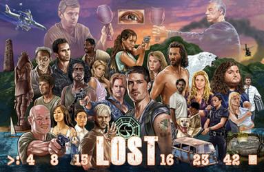 Lost Tribute