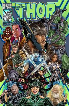 Thor - RAGNORAK