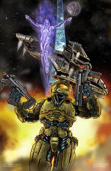 Halo Landing