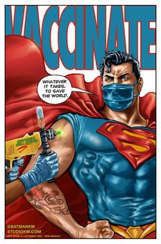VAX Superman