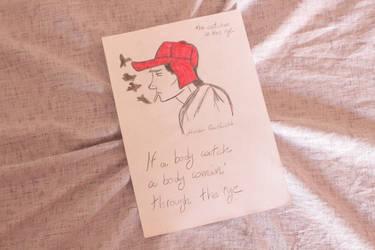 The Catcher In The Rye by Kid-Jabberwocky