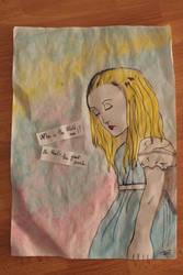Alice In Wonderland by Kid-Jabberwocky