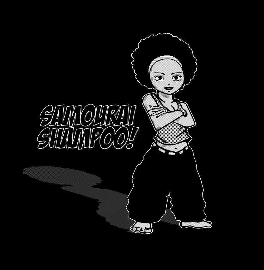Samourai.Shampoo by JobenKali