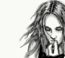 evil pain