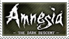 Amnesia The Dark Descent Stamp by DoctorDraca