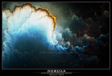 Nebula by fractist