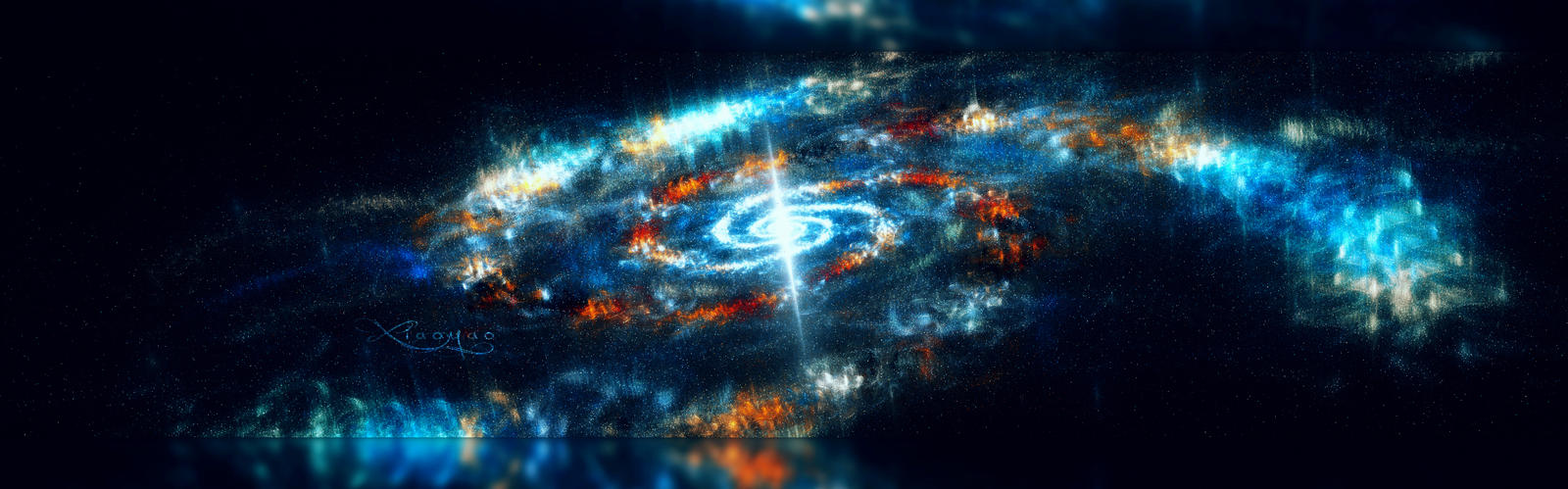 Galaxy by fractist