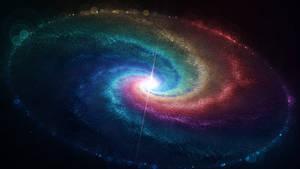 hundreds of light-years away