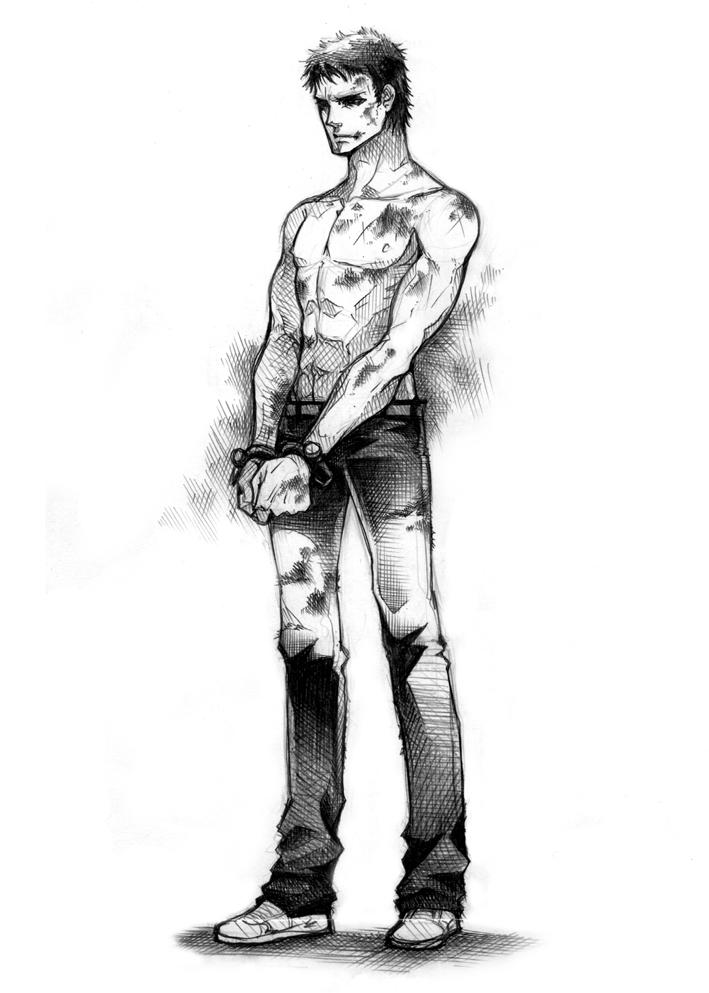 commission Semi-colon by eguana