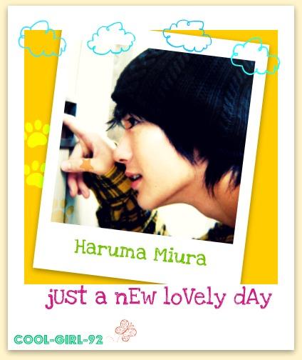 Haruma Miura XD by cool-girl-92 on DeviantArt