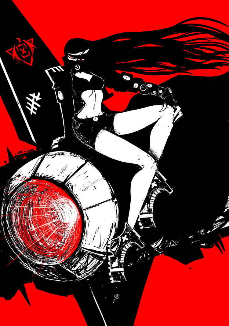Jet Black by Goat13