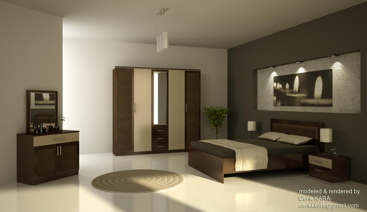 Caroline's Suite Selena_Bedroom_Furniture_by_cenkkara