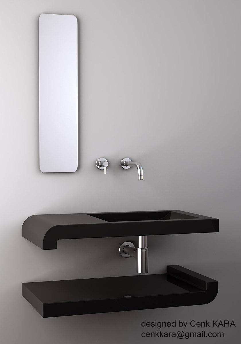 Sink Design 01 by cenkkara