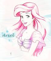Ariel by MaddMorgana