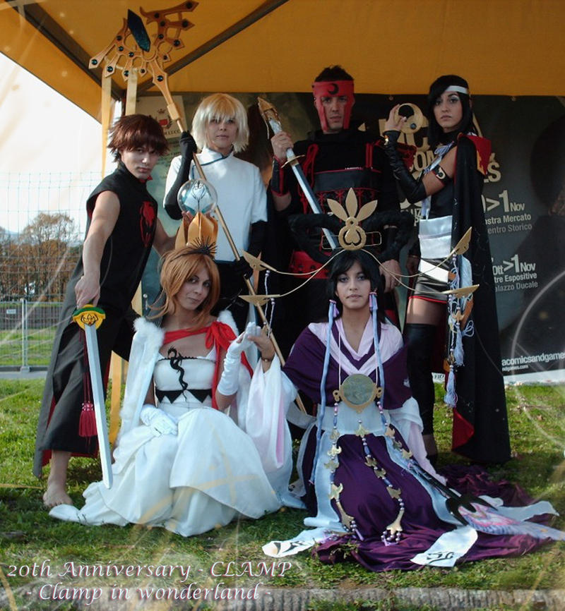 Tsubasa Chronicle Cosplay By MaddMorgana On DeviantArt