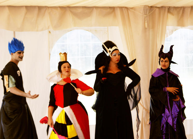disney villains by MaddMorgana