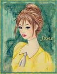 Jane - Tarzan Disney
