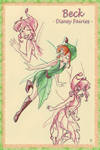 Beck - Disney Fairies